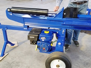 30TON HORIZONTAL&VERTICAL LOG SPLITTER