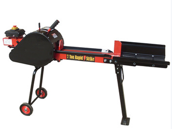 7Ton Electric Rapid Strike Kinetic Log Splitter with Leg and Table Fastest