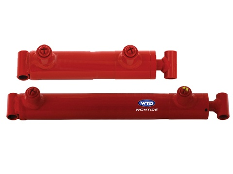 1 in.-2-1/2in. Bore Threaded Head Utility Cylinder